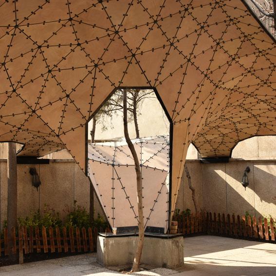 DE_FAB | ورکشاپ طراحی و ساخت دیجیتال مرکز معماری ایران