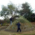 Bamboo structure project in Iran by Pouya Khazaeli Parsa  9