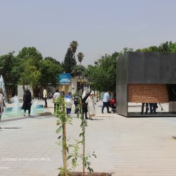 The PAUSE, AshariArchitects, Architecture Workshop, مکث, امیرحسین اشعری, ورکشاپ معماری