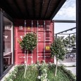 Cube Club in Tehran On Office container architecture  14