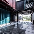 Cube Club in Tehran On Office container architecture  3