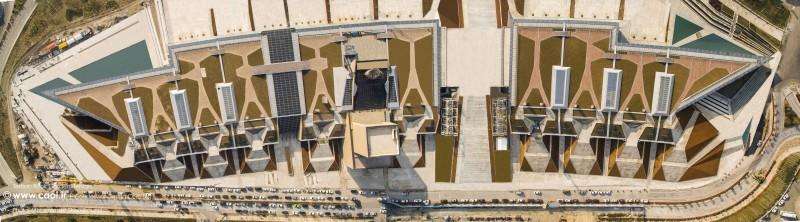 سایت پلان باغ کتاب تهران