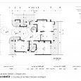 Second floor Plan of The house of Mr. Zahedi Gorgan Iran