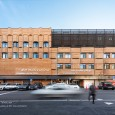Eghbal hospital facade in Tehran by Thin Line Architects  3