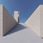 Golshahr Mosque and Plaza in Karaj by Saffar Studio Modern Mosque  2