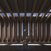 Golshahr Mosque and Plaza in Karaj by Saffar Studio Modern Mosque  8
