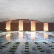 Golshahr Mosque and Plaza 1st place Karaj Mohsen Kazemianfard  2