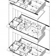 Aramesh Office Building Plans Isometric