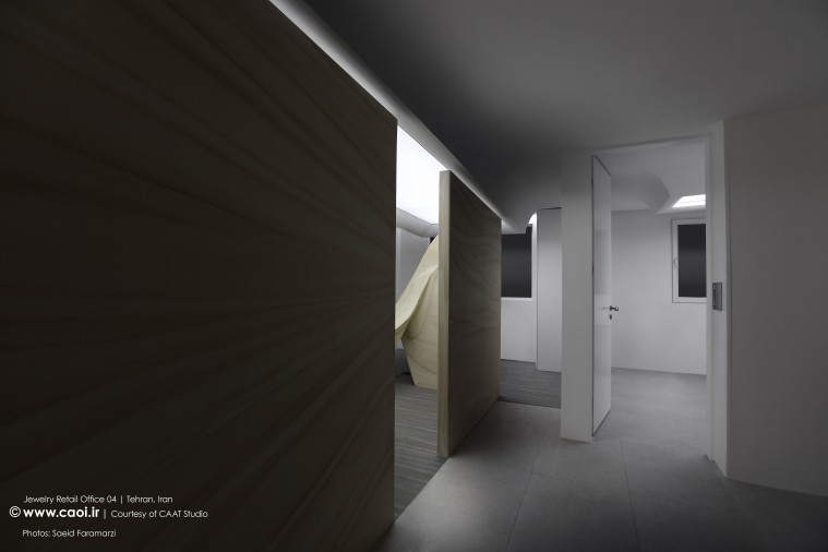 Jewelry Retail Office 04 by CAAT Studio in Tehran  1 1