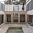 Square House in Isfahan Iran by Ameneh Bakhtiar Modern House Design  6