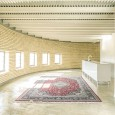Snail Shell Retreat in Iran Small Modern House  7