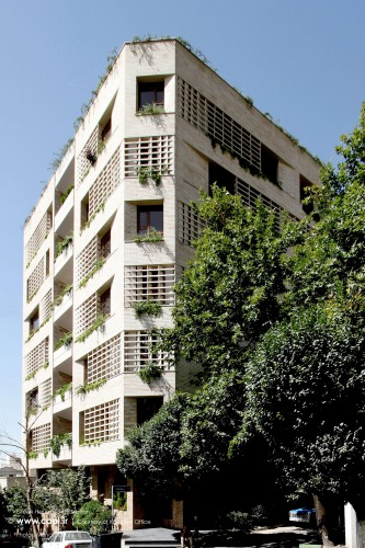 Green House in Tehran by Karabon Architecture Office  1