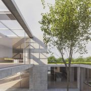 Two Tree house in Kordan by Saffar studio  4
