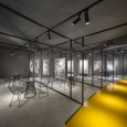 Laico Showroom in Tehran by Admun Studio Store Interior Design  13