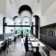Lomenz Restaurant in Tehran by Kanisavaran Architectural Group  9