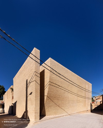 Sang E Siah Boutique Hotel in Shiraz by Stak Architecture Office  1