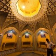Saadi Mausoleum in Shiraz Iran by Mohsen Froughi  6