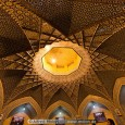 Saadi Mausoleum in Shiraz Iran by Mohsen Froughi  7