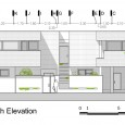 House No.7 by Ayeneh Office  Najafabad  Isfahan N Elevation