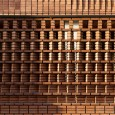 Cloaked in Bricks in Ekbatan  Tehran Brick in Architecture  23