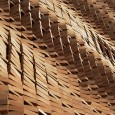 Cloaked in Bricks in Ekbatan  Tehran Brick in Architecture  8