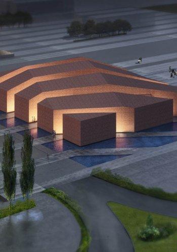 1st place | Golshahr Mosque and Plaza competition | رتبه اول مسابقه مسجد و میدان (پلازا) گلشهر کرج