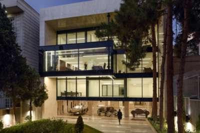 ساختمان اداری آرامش