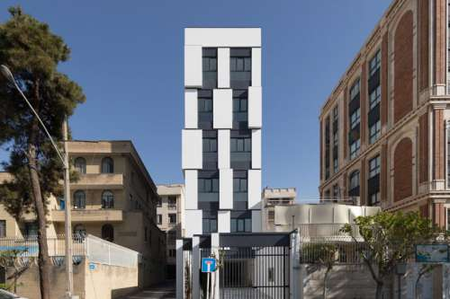 Paeiz 5 residential building