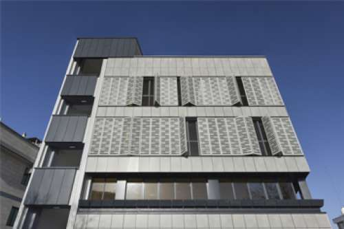 Zartosht office building