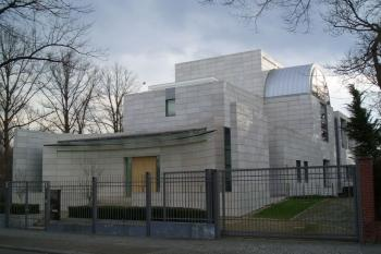 Embassy of Iran in Berlin Germany